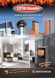 Flyer Eichl-Kamin GmbH